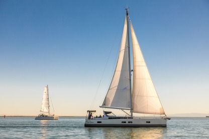 Rental Sailboat Beneteau Oceanis 55 San Francisco