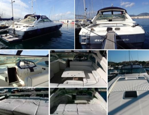 Motorboat Italcraft Ipanema 54 peer-to-peer