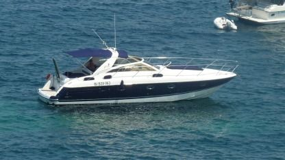 Rental Motorboat Princess V40 Monaco