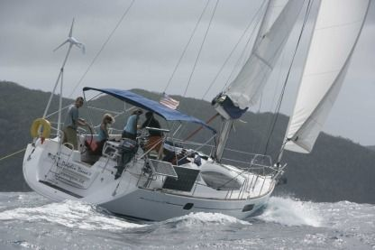 Charter Sailboat Jeanneau 45 Ds Saint Vincent and the Grenadines