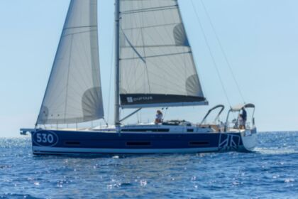 Rental Sailboat Dufour 530 Porto Rotondo
