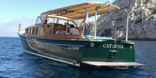 Motorboat Latitude46 Andreyale40 for hire