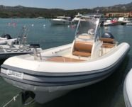 Gommone Sea Water Smeralda 250