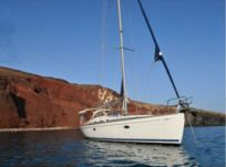 Bavaria 46 Cruiser in Santorini for hire