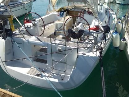 "Rental Sailboat Beneteau Oceanis 43 ""little Mermaid"" Castiglioncello"