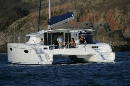 Location Catamaran Fountaine Pajot Orana 44 Lavrion