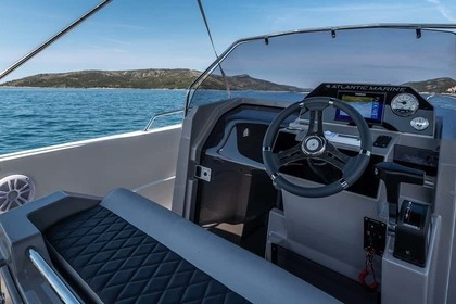Rental Motorboat Atlantic Marine 670 Trogir