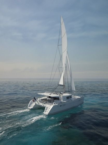 Location Catamaran Beneteau Lagoon 450 Grenade