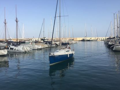 Location Voilier Astraea 260 Cruising Castelldefels