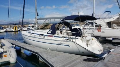 Charter Sailboat Bavaria 38 Cruiser Sada