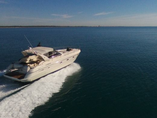 Charter Motorboat Fiart 42 Genius Antibes