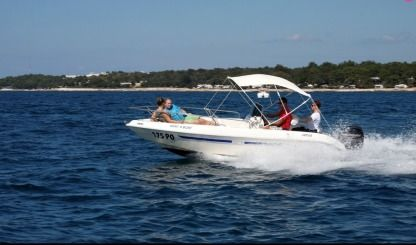 Rental Motorboat Aquamar Samoa Funtana