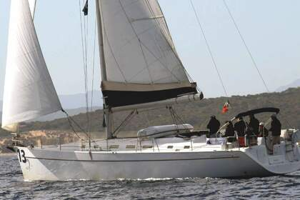 Charter Sailboat BENETEAU CYCLADES 50.5 Rhodes