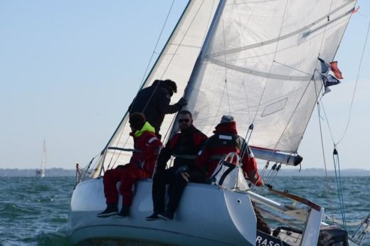 Sailboat Beneteau First Class 8 for hire
