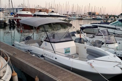 Hire Motorboat PACIFIC CRAFT 750 Open Santa Pola