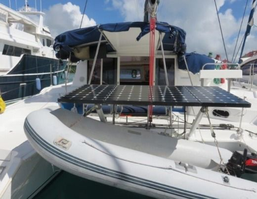 Fountaine Pajot Mahé 36 in Victoria for hire