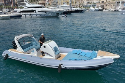 Location Semi-rigide Italboats Stingher 800 GT Monaco