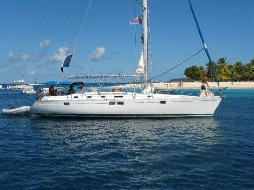Charter sailboat in Gros Islet peer-to-peer