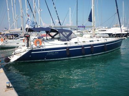 Rental Sailboat Ocean Yachts Ocean Star 51.2 Athens