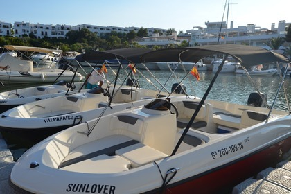 Alquiler Lancha BAYLINER ELEMENT 5 Cala d'Or