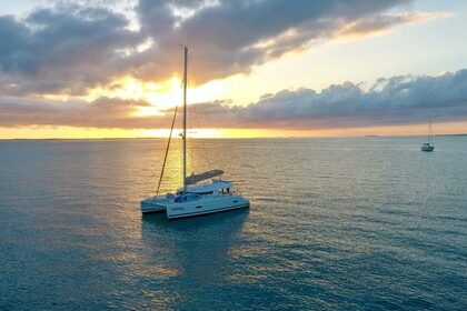 Location Catamaran FOUNTAINE PAJOT LIPARI 41 Leucate