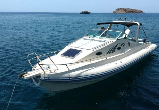 Charter Motorboat Oceanic Alegria 37Ft (Reb. 2017) Sounio