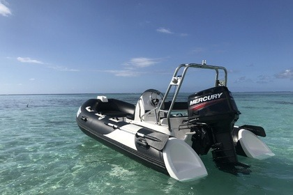 Location Semi-rigide MER VISTA RIB 390 Faaa