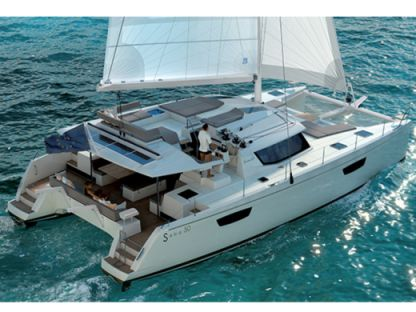 Rental Catamaran Fountaine Pajot Saba 50 Sint Maarten