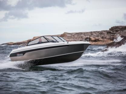Charter Motorboat Yamarin Cross 62 Br Turku