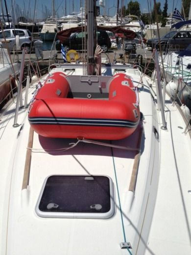 Beneteau 411 in Athens for hire