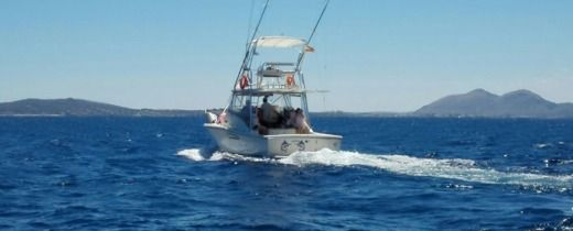 Pursuit Offshore in Pollença zwischen Privatpersonen