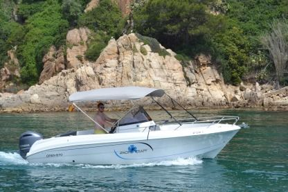 Rental Motorboat Pacific Craft Blanes