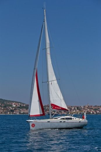 Sailboat Allures 45