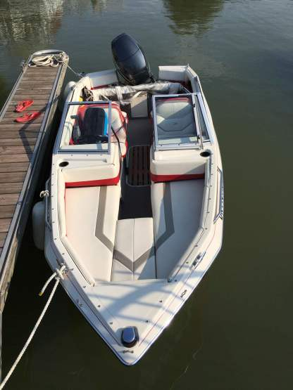 Rental Motorboat Marine Power France Maxum 1700 Xr Doussard