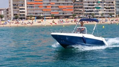 Charter Motorboat Quicksilver 5,5 Commander Begur