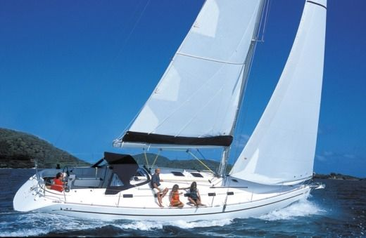 Sailboat Harmony 47