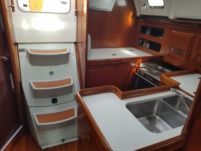 Sailboat Oceanis Clipper 361