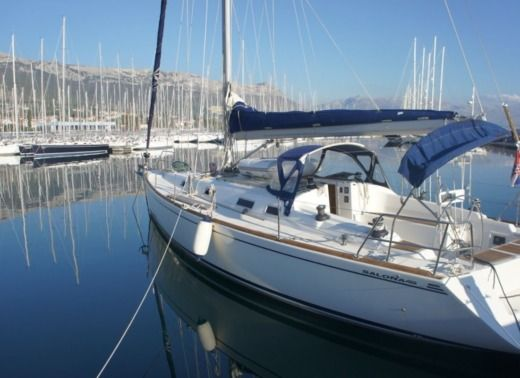 Sailboat Ad Boats Salona 45