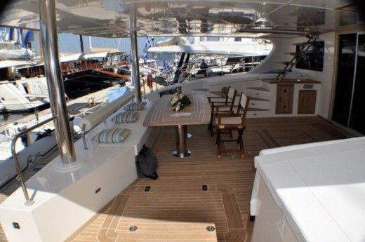 Sunreef 70 in Cannes for hire