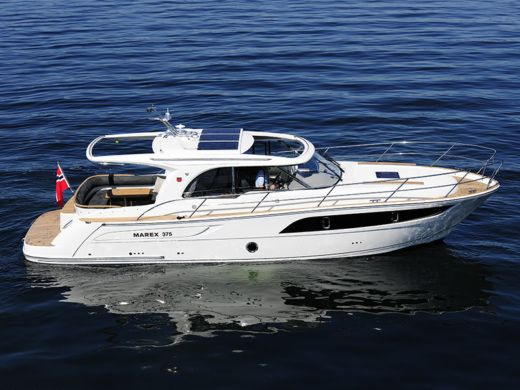 Marex Marex 375 in Šibenik for hire