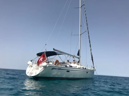 Rental Sailboat Bavaria Cruiser Valletta