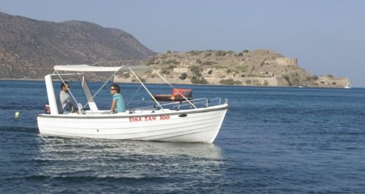 Creta Navis (Local Builder) Cruise en Elounda en alquiler