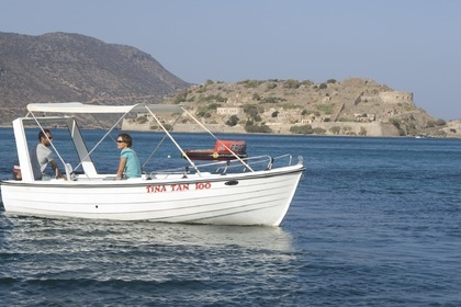 Charter Motorboat Creta Navis (local builder) 500 Elounda