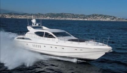 Charter Motorboat Leopard - Robertson & Caine Leopard 24 Cannes