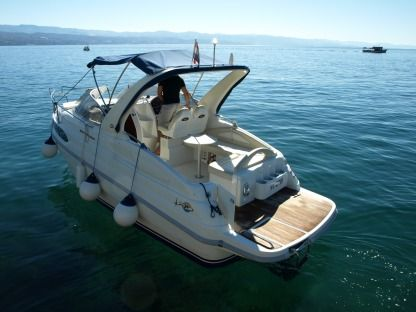 Rental Motorboat Rio 7.90 Day Cruiser Opatija