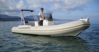Rental RIB Capelli Tempest 626 Saint-Florent