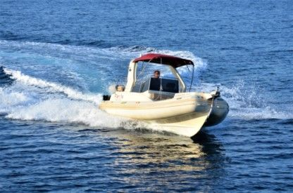 Charter RIB Solemar B22 Offshore Paxi