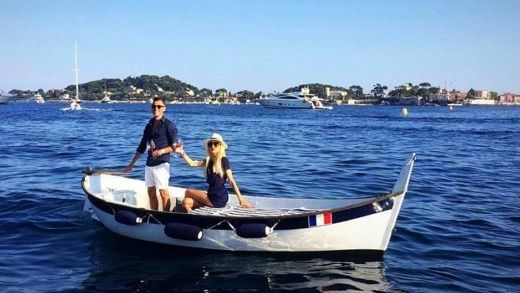 Pointu Typique in Beaulieu-sur-Mer for hire