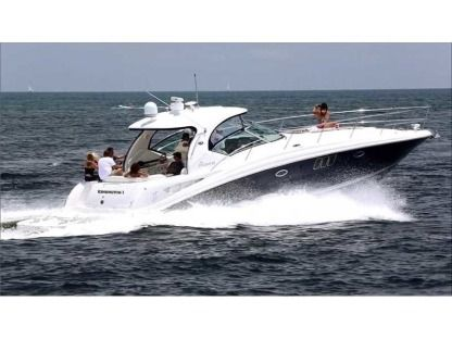 Miete Motorboot Sea Ray Sundancer Fort Lauderdale