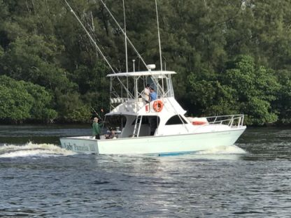 Miete Motorboot Stapleton 48 Ft Fort Lauderdale